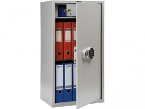 Шкаф металлический бухгалтерский ПРАКТИК SL-87Т EL купить на выгодных условиях в Калининграде