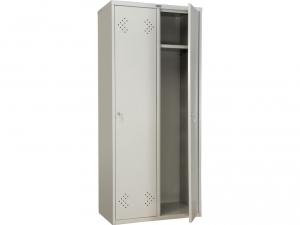Шкаф металлический для одежды ПРАКТИК LS(LE)-21-80 купить на выгодных условиях в Калининграде
