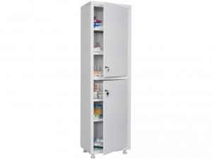 Металлический шкаф медицинский HILFE MD 1 1657/SS купить на выгодных условиях в Калининграде