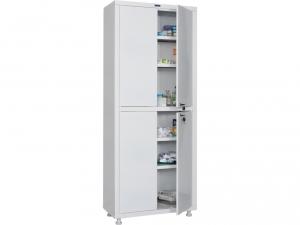 Металлический шкаф медицинский HILFE MD 2 1670/SS купить на выгодных условиях в Калининграде