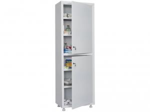 Металлический шкаф медицинский HILFE MD 1 1760/SS купить на выгодных условиях в Калининграде