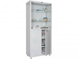 Металлический шкаф медицинский HILFE MD 2 1780/SG купить на выгодных условиях в Калининграде