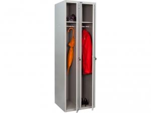 Шкаф металлический для одежды ПРАКТИК LS(LE)-21 купить на выгодных условиях в Калининграде