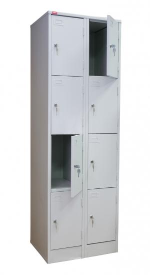 Шкаф металлический для сумок ШРМ - 28 купить на выгодных условиях в Калининграде