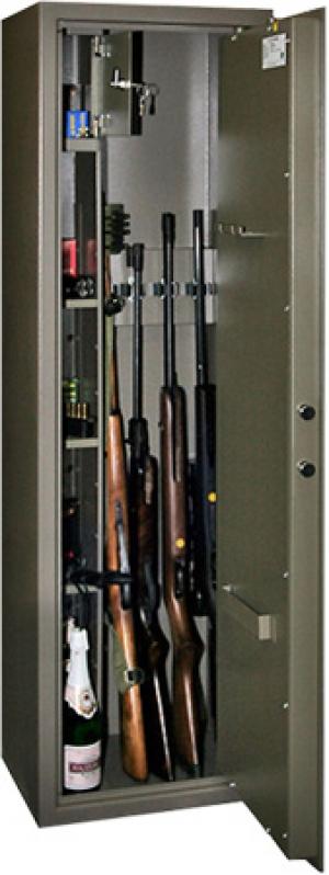 Шкаф и сейф оружейный VALBERG САФАРИ EL купить на выгодных условиях в Калининграде