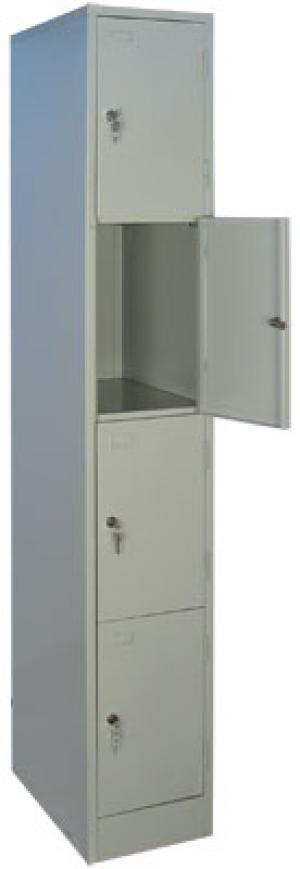 Шкаф металлический для сумок ШРМ - 14 купить на выгодных условиях в Калининграде