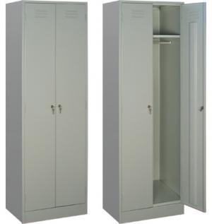 Шкаф металлический для одежды ШРМ - 22/800 купить на выгодных условиях в Калининграде
