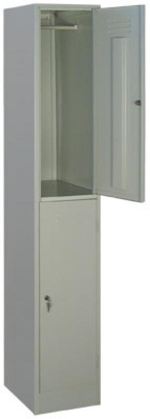 Шкаф металлический для одежды ШРМ - 12 купить на выгодных условиях в Калининграде