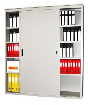 Шкаф-купе металлический AL 2012 купить на выгодных условиях в Калининграде