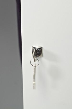 Шкаф металлический для одежды ШРМ - АК/800 купить на выгодных условиях в Калининграде