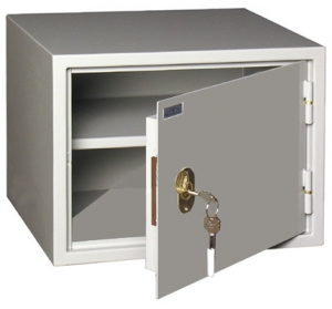 Шкаф металлический для хранения документов КБ - 02 / КБС - 02 купить на выгодных условиях в Калининграде
