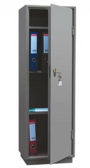 Шкаф металлический для хранения документов КБ - 21 / КБС - 21 купить на выгодных условиях в Калининграде