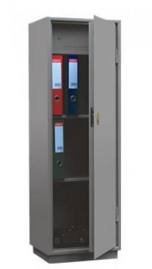 Шкаф металлический для хранения документов КБ - 21т / КБС - 21т купить на выгодных условиях в Калининграде