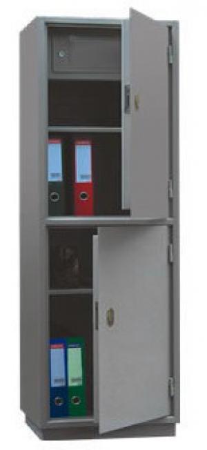 Шкаф металлический для хранения документов КБ - 032т / КБС - 032т купить на выгодных условиях в Калининграде