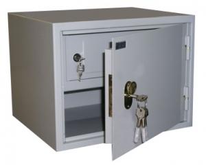 Шкаф металлический бухгалтерский КБ - 02т / КБС - 02т купить на выгодных условиях в Калининграде