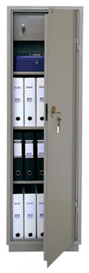 Шкаф металлический для хранения документов КБ - 031т / КБС - 031т купить на выгодных условиях в Калининграде