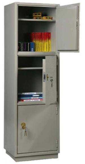 Шкаф металлический бухгалтерский КБ - 033 / КБС - 033 купить на выгодных условиях в Калининграде