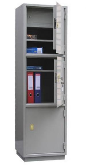 Шкаф металлический бухгалтерский КБ - 033т / КБС - 033т купить на выгодных условиях в Калининграде