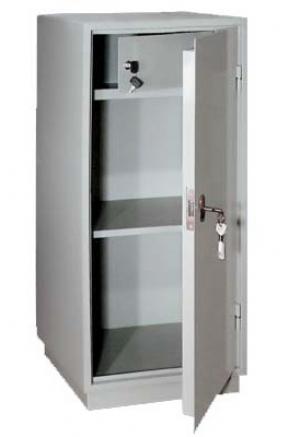 Шкаф металлический для хранения документов КБ - 041т / КБС - 041т купить на выгодных условиях в Калининграде