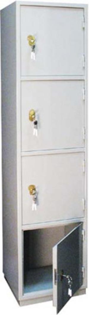 Шкаф металлический бухгалтерский КБ - 06 / КБС - 06 купить на выгодных условиях в Калининграде