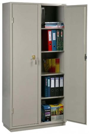 Шкаф металлический бухгалтерский КБ - 10 / КБС - 10 купить на выгодных условиях в Калининграде