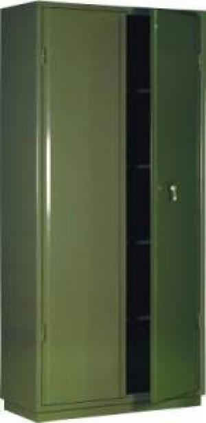Шкаф металлический бухгалтерский КС-10 купить на выгодных условиях в Калининграде