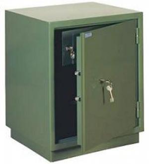 Шкаф металлический бухгалтерский КС-1Т купить на выгодных условиях в Калининграде