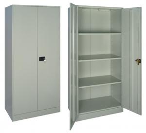 Шкаф металлический для хранения документов ШАМ - 11/400 купить на выгодных условиях в Калининграде