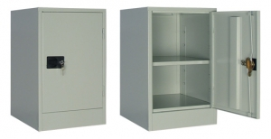 Шкаф металлический для хранения документов ШАМ - 12/680 купить на выгодных условиях в Калининграде