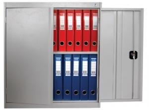 Шкаф металлический архивный ШХА/2-850 купить на выгодных условиях в Калининграде