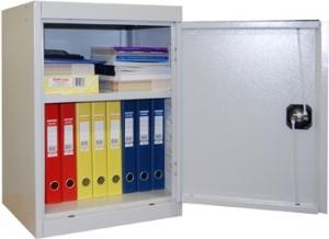 Шкаф металлический архивный ШХА-50 (40)/670 купить на выгодных условиях в Калининграде