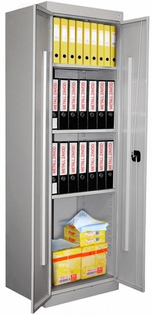 Шкаф металлический архивный ШХА-850 (40) купить на выгодных условиях в Калининграде