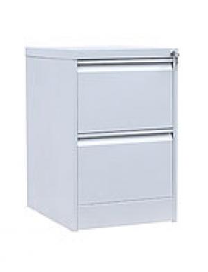 Шкаф металлический картотечный ШК-2 (2 замка) купить на выгодных условиях в Калининграде