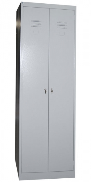 Шкаф металлический для одежды ШР-22-600 купить на выгодных условиях в Калининграде