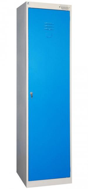 Шкаф металлический для одежды ШРЭК-21-500 купить на выгодных условиях в Калининграде