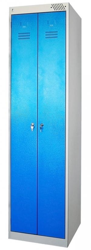 Шкаф металлический для одежды ШРЭК-22-500 купить на выгодных условиях в Калининграде