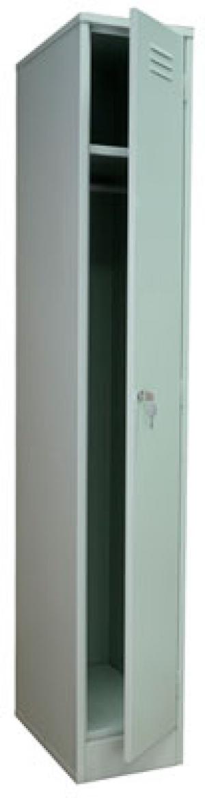 Шкаф металлический для одежды ШРМ - 11/400