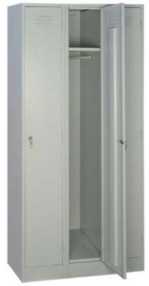 Шкаф металлический для одежды ШРМ - 33 купить на выгодных условиях в Калининграде