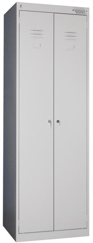 Шкаф металлический для одежды ШРК-22-800 купить на выгодных условиях в Калининграде