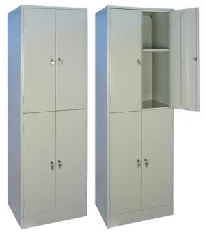 Шкаф металлический для хранения документов ШРМ - 24.0